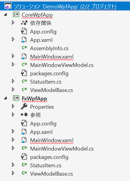 Add Project files