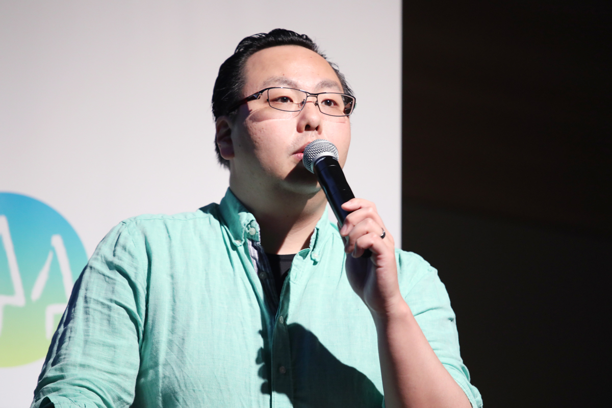 Gatebox株式会社 取締役 Chief Service Architecture Officer 久森達郎氏