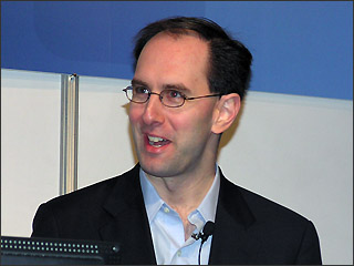 Scott Guthrie氏 - General Manager, Microsoft Corporation