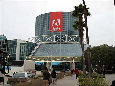 会場のLos Angeles Convention Center