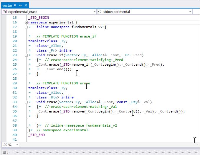 Visual C++ 14で見つけた<experimental>(試験的)な機能 (1/3